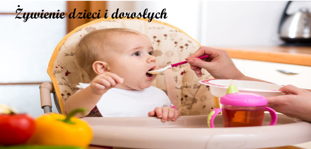 Żywienie dzieci i dorosłych